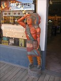 Image for Smoke Signals Cigar Store Indian - Tombstone, AZ