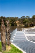 Image for Dight's Falls Fishway, Yarra River, Abbotsford, Victoria, Australia