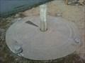 Image for Caspers Park Visitors Center Compass Rose