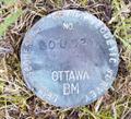 Image for Canada Geodetic Survey 80U021