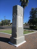 Image for Roma War Memorial and Heroes Avenue, Bungil St, Roma, QLD, Australia