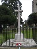 Image for Great War Memorial - St Peter's Church, Grandborough, Warwickshire, UK
