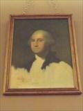 Image for George Washington in Lamb's Grill Cafe - Salt Lake City, Utah