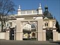 Image for New Jewish Cemetery - Praha, CZ