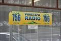 """Image for """"Puketapu Radio Caroline AM 756"""" — Palmerston, New Zealand"""