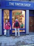 Image for Tintin Shop - London, UK