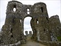 Image for LLawhaden Castle - Ruin - Pembrokshire, Wales, Great Britain.
