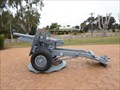 Image for Brookton War Memorial  25 pounder,  Western Australia