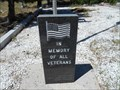 Image for In Memory of All Veterans - Loyalton CA
