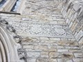 Image for Frieze art on the church in Beechwood cemetery - Ottawa, Ontario