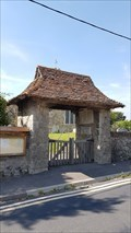 Image for Lychgate - All Saints - Wouldham, Kent