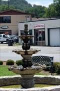 Image for Ringgold Garden Club fountain, Ringgold, GA