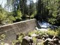 Image for Lakin Dam spillway - Siskiyou County, California, U.S.A.