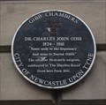 Image for Dr. Charles John Gibb - Newcastle-Upon-Tyne, UK