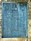 Image for Major General John Sullivan and the New Hampshire Brigade - Elmira, NY