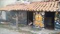 Image for Graffiti Hotel abandonné, route de Fontenay