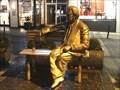 Image for Bronze-Denkmal Willy Millowitsch ist umgezogen! - Köln - NRW - Germany