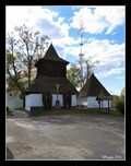 Image for Baroque Bell Tower at St John the Baptist Church - Krásná Hora, Czech Republic