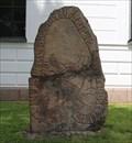 Image for Runestone Eksjö Kyrka - Eksjö, Sweden