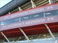 Image for Millennium Stadium - WALES-CYMRU - edition - Wales, UK.