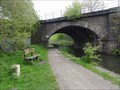 Image for Midland Main Line Railway Bridge Over The Chesterfield Canal - Chesterfield, UK