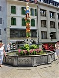 Image for Fountain of Justice - Lausanne, Switzerland