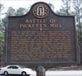 Image for Battle Of Pickett's Mill (2) – GHM 110-27 – Paulding Co., GA.