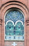 Image for United Methodist Church Windows - Millersburg, OH