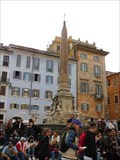 Image for Fontana del Pantheon - Roma, Italy