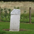 Image for A917 Milestone - Kingask, Fife.
