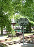 Image for 12 MPH - Railroad Speed Limit - Elysburg, PA
