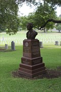 Image for FIRST -- Tejano member, 1836 Republic of Texas Constitutional Convention, Texas State Cemetery, Austin TX