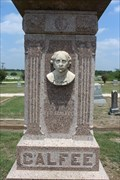 Image for Memoria J. Calfee - Itasca Cemetery - Itasca, TX