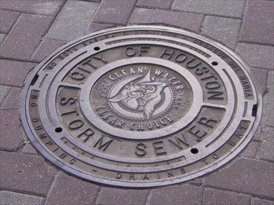 City Of Houston Storm Sewer Clean Water Clear Choice
