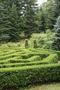 Image for Labyrinth im Forstgarten - Tharandt, Lk. Sächs. Schweiz-Osterzgebirge, Sachsen, D