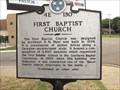 Image for First Baptist Church / Mt. Olive CME Church