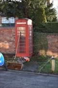 Image for Red Telephone Box - Long Lawford, Warwickshire, CV23 9AY