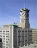Image for LARGEST - - 4-Faced Clock Tower in the World - Milwaukee, WI