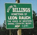 Image for Billings, MO - Population 1,091