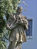Image for St. John of Nepomuk // sv. Jan Nepomucký - Melnk-Skuhrov, Czech Republic