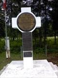 Image for Malakwa Cemetery Cenotaph WW I - Malakwa, British Columbia