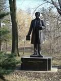 Image for Statue de Louis-Hippolyte La Fontaine - Statue of Louis-Hippolyte La Fontaine -  Boucherville, Québec