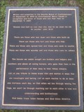 Image for 9/11 Plaque - Danville, KY