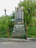 Image for Combined World War Memorial - Kublov, Czech Republic