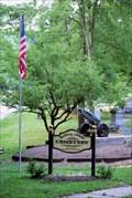Image for Batavia Union Cemetery Cannon