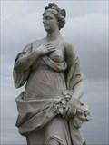Image for Four Goddesses - Waddesdon Manor, Buckinghamshire, UK