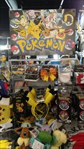 Image for Pikachu at Hot Topic at Tanger Five Oaks, Sevierville Tennessee