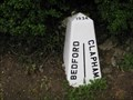 Image for Bedford/Clapham Parish Boundary Marker, Bedfordshire, UK