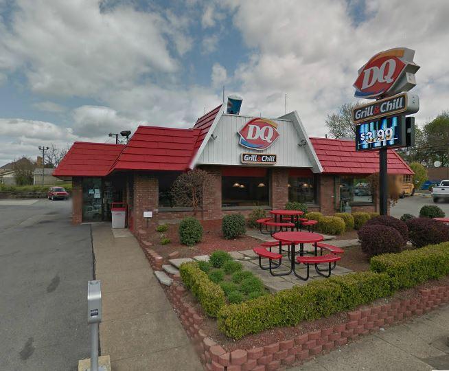 Dairy Queen 5950 I 70 Exit 17 Washington Pennsylvania