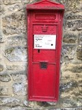 Image for Victorian Wall Post Box - Ford, near Cheltenham, Gloucestershire, UK